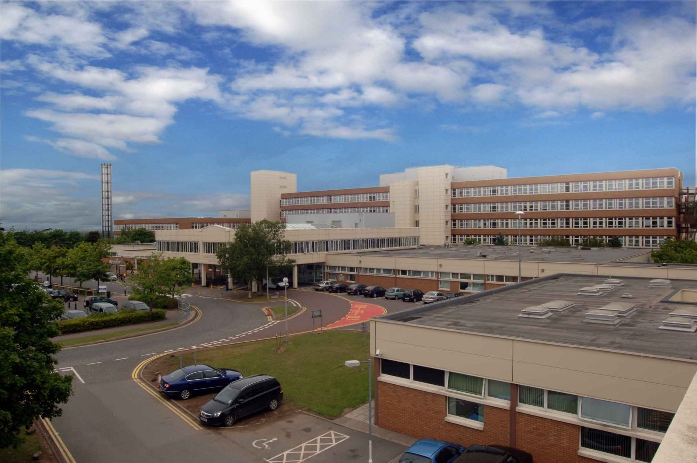 Craigavon Area Hospital, Measured Term Contract